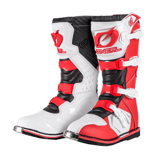 O`NEAL RIDER BOOT EU RED/WHITE